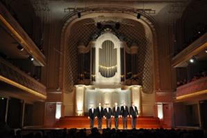 The King's Singers à Gaveau © DR.