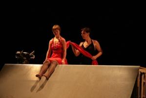 """""""Il Minautoro"""" par Teatro La Ribalta, 2012 © Gil Chauveau."""