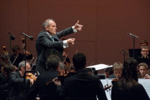 Orchestre Les Siècles, François-Xavier Roth © B. Moussier.