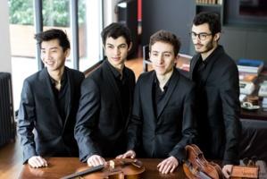 Quatuor Arod © Verena Chen.