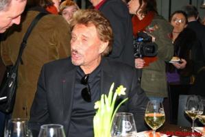 Johnny Halliday © Gil Chauveau 2006.