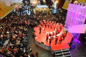 Aperto Ensemble de flûtes du CRR Nantes © DR.
