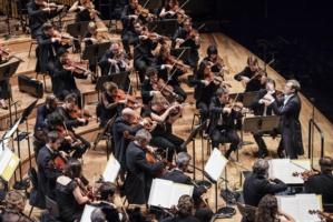 Daniel Harding et l'Orchestre de Paris © DR.