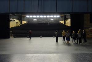 La grande salle © Jean Grapin.