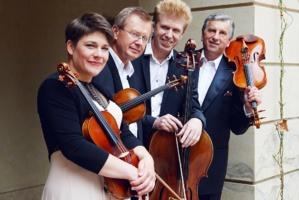 Quatuor Prazak © DR