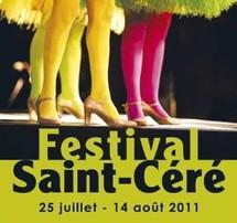 25/07 au 14/07/2011, Festival de Saint-Céré, Lot