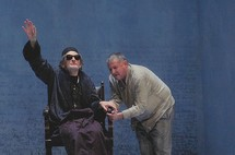 Serge Merlin et Jean-Quentin Châtelain © Dunnara Meas