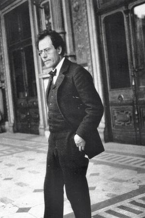 Gustav Mahler © DR.