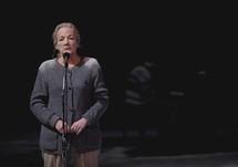 """Catherine Hiegel dans """"De beaux lendemains"""" © Pascal"""