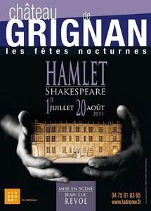 Du 1er/07 au 20/08/2011, Fêtes Nocturnes du Château de Grignan, Drôme