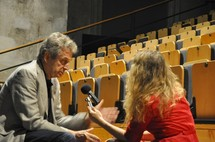 Interview de Beppe Navello © Vanessa Vidal