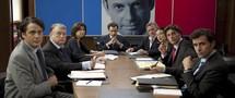 """""""La Conquête"""", Xavier Durringer © 2011 Gaumont/Mandarin Cinéma."""