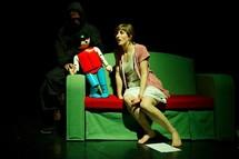 """""""Cet enfant"""" de Joël Pommerat, mise en scène de Solène Briquet © DR."""