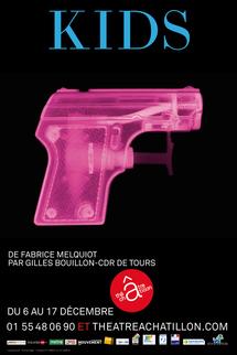 """6/12 au 17/12/2011, Théâtre à Châtillon, Hauts-de-Seine, """"Kids"""""""