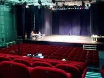 Salle de répétition du Théâtre © S.L.