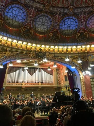 Orchestre Philharmonique de Liège, Athenaeum © Christine Ducq.