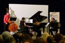 SpiriTango Quartet, le 16 juillet 2012 © Jeunes Talents.