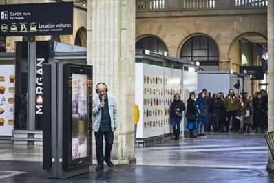 Gare de l'Est © La Muse en Circuit.