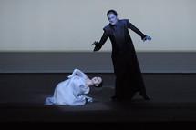 """""""Pelléas et Mélisande"""" par Bob Wilson à l'Opéra Bastille © Charles Duprat/Opéra national de Paris."""