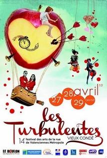 """27/04 au 29/04/2012, """"Les Turbulentes"""", Le Boulon, Vieux Condé, Nord"""