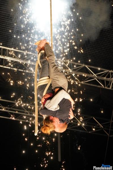"""""""Dans ton cirque"""" © Pierre Planchenault."""