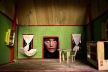 """""""Enfant sucre - Maison"""" par la Cie Mouka © Modjo."""