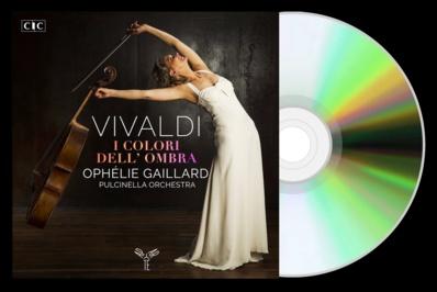 Le Vivaldi de grand tonneau d'Ophélie Gaillard et le Pulcinella Orchestra
