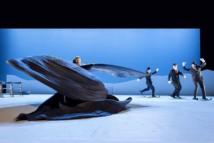 """""""Ne m'oublie pas"""", mise en scène de Philippe Genty © Pascal François/Nord-Trøndelag University College de Verdal."""