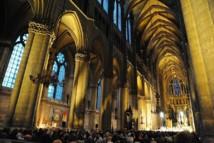 Cathédrale de Reims © Axel Cœuret.