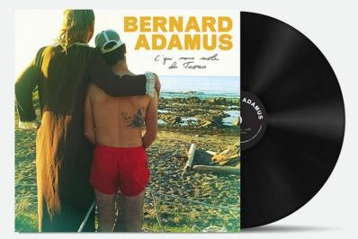 """Bernard Adamus """"C'qui nous reste du Texas""""… Blues et beau"""