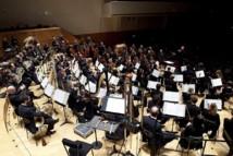 L'Orchestre de Paris dirigé par Paavo Järvi © Gérard Uféras.