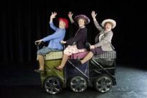 """Granny Turismo"" par Larkin' About (Angleterre) © DR"