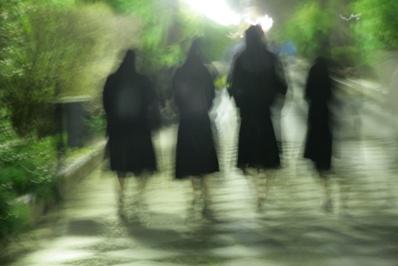 Urban Ghosts © N_VR.