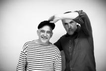 André Minvielle et Jean-Marie Machado © Cecil Mathieu.