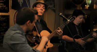Trio Sortilège © DR/La Semaine Acadienne.
