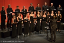 Ensemble vocal Aedes © Laurence Navarro.