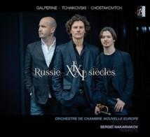 Orchestre de chambre Nouvelle Europe : Un voyage musical dans la Russie d'hier et d'aujourd'hui, ça vous tente ?