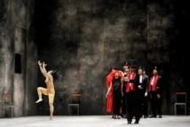 """""""Dopo la Battaglia"""", mise en scène de Pipo Delbono © L. Porrazzini."""