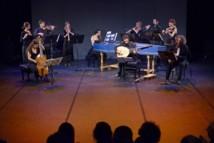 """""""Les Nations Galantes"""", Les Ombres, Festival Ambronay, Amphi Opéra de Lyon, 4 octobre 2012 © Bertrand Pichène/CCR Ambronay."""