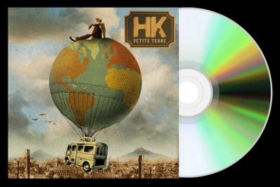 """HK, CD """"Petite Terre"""" Nouveaux rêves, nouvelles révoltes d'un conteur d'utopies"""