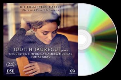 L'âme romantique de Judith Jàurégui