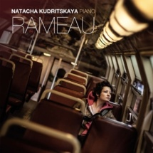 Les beaux yeux noirs de Natacha Kudritskaya pour Rameau