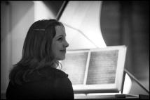 Marie van Rhijn, clavecin © DR.