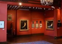 Musée Henner, Atelier Rouge © Musée Henner.