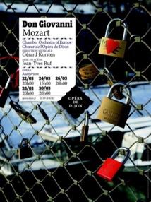 """Une journée particulière avec """"Don Giovanni"""" ? Prenez la direction Dijon !"""