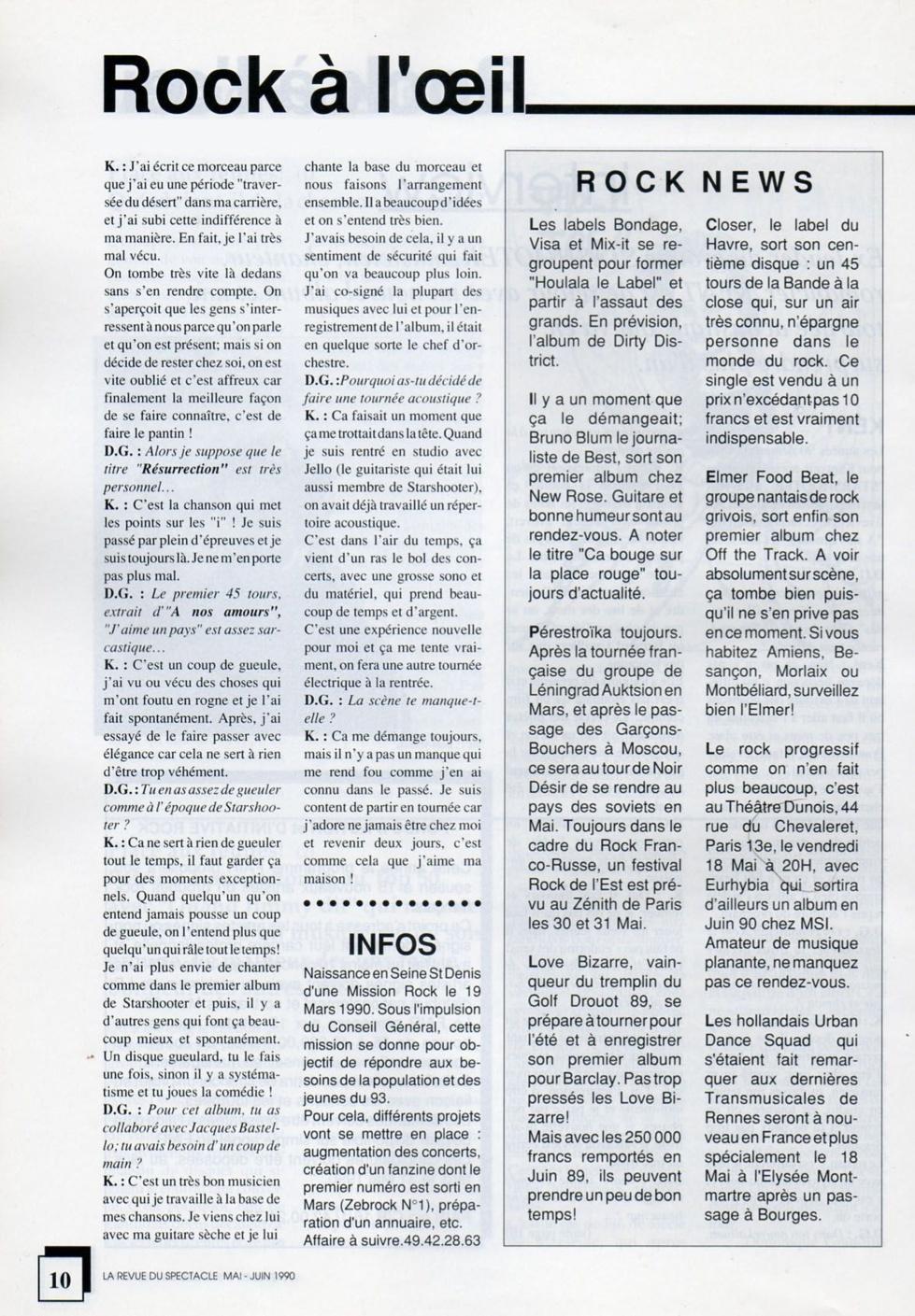 Tous droits réservés © Gil Chauveau/La Revue du Spectacle 2013.