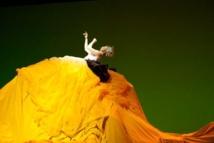 """""""Oh les beaux jours"""" © Théâtre NoNo 2013."""