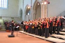 La chorale Harmonia en mai 2012 lors de la précédente édition du festival © DR.