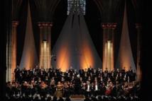 """Le """"Requiem"""" de Mozart au Festival de Saint-Denis en 2012 © Festival de Saint-Denis."""