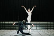"""""""La Chauve Souris"""" avec Olga Esina et Kirill Kourlaev © Wiener Staatsballet/Axel Zeiniger."""